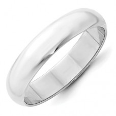10KW 5mm Half Round Band Size 7