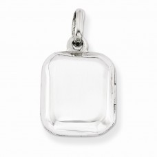 Sterling Silver 14mm Locket