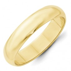 10KY 5mm Half Round Band Size 10