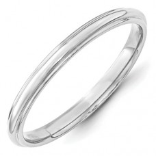 10KW 2.5mm Half Round with Edge Band Size 10