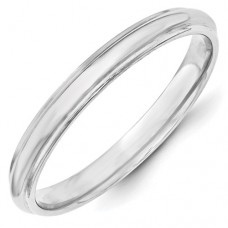 10KW 3mm Half Round with Edge Band Size 10